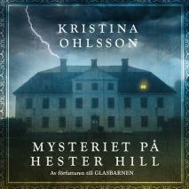 Cover for Mysteriet på Hester hill