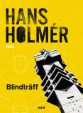 Omslagsbild för Blindträff : Polisroman