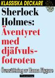 Cover for Sherlock Holmes: Äventyret med djäfvulsfotroten