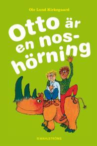 Cover for Otto är en noshörning