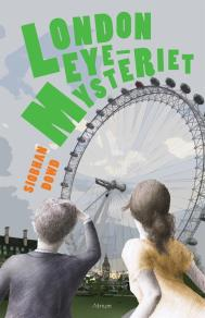 Cover for London Eye-mysteriet