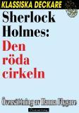 Bokomslag för Sherlock Holmes: Den röda cirkeln