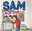 Bokomslag för Sam blir arg!