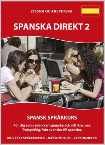 Cover for Spanska Direkt 2