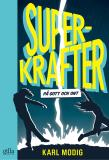 Cover for Superkrafter – på gott och ont