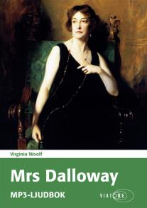 Cover for Mrs Dalloway