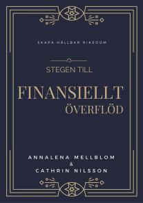 Omslagsbild för Stegen till finansiellt överflöd