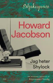 Cover for Jag heter Shylock