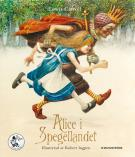 Cover for Alice i Spegellandet