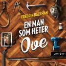 Bokomslag för En man som heter Ove / Lättläst