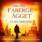 Bokomslag för Det 19:e Fabergéägget