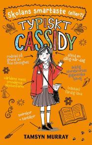 Omslagsbild för Typiskt Cassidy: Skolans smartaste (eller?)