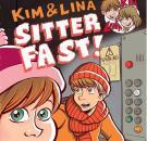 Bokomslag för Kim & Lina sitter fast
