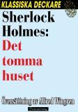 Cover for Sherlock Holmes: Det tomma huset