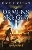 Cover for Ormens skugga (Tredje boken i Kanekrönikan)