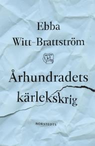 Cover for Århundradets kärlekskrig : En punktroman