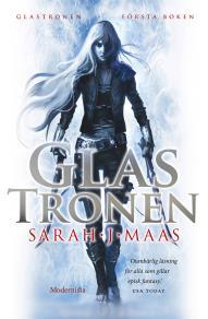Cover for Glastronen (Första boken i Glastronen-serien)