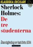 Cover for Sherlock Holmes: De tre studenterna