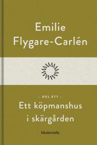 Cover for Ett köpmanshus i skärgården (Del ett)