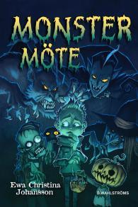 Cover for Axels monsterjakt 7 - Monstermöte