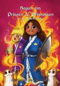 Cover for Sagan om Prinsen & Prinsessan och den vilda frukosten