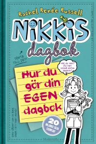 Omslagsbild för Nikkis dagbok: Hur du gör din egen dagbok