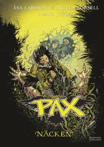 Omslagsbild för PAX. Näcken
