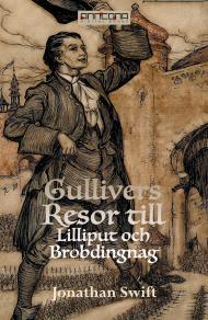 Omslagsbild för Gullivers Resor