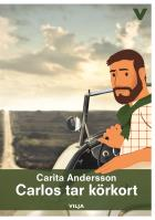 Cover for Carlos tar körkort