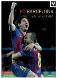Bokomslag för FC Barcelona- mer än en klubb