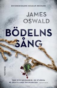 Cover for Bödelns sång (Tredje boken om kommissarie McLean)