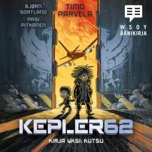 Cover for Kepler62 Kirja yksi: Kutsu
