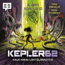 Cover for Kepler62 Kirja kaksi: Lähtölaskenta