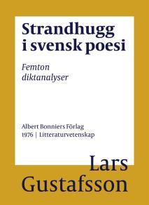 Cover for Strandhugg i svensk poesi : Femton diktanalyser