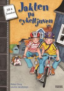 Cover for Jakten på cykeltjuven