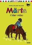 Cover for Märta rider vilse