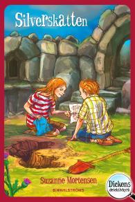 Cover for Dickens detektivbyrå 3 – Silverskatten