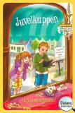 Cover for Dickens detektivbyrå 4 – Juvelkuppen