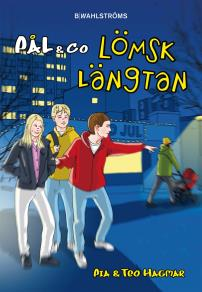 Cover for Pål & Co 3 - Lömsk längtan