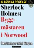 Omslagsbild för Sherlock Holmes: Byggmästaren i Norwood