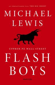 Cover for Flash Boys: Uppror på Wall Street