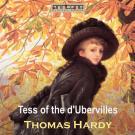 Bokomslag för Tess of the d'Urbervilles