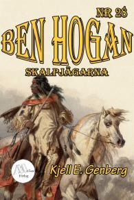 Cover for Ben Hogan - Nr 28 - Skalpjägarna