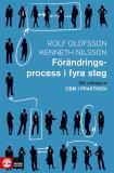 Cover for Förändringsprocess i fyra steg: Ett utdrag ur OBM i praktiken