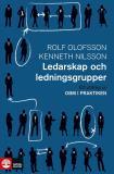 Omslagsbild för Ledarskap och ledningsgrupper: Ett utdrag ur OBM i praktiken