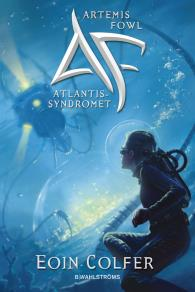 Cover for Artemis Fowl 7 - Atlantissyndromet