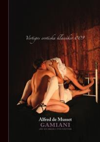 Omslagsbild för Gamiani : eller en orgie i två nätter