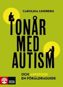Omslagsbild för Tonår med autism och asperger – en föräldraguide