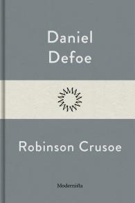 Cover for Robinson Crusoe