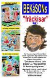 Cover for Bekåsons Fräckisar - Del 1